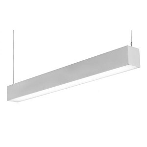 Gamma LED Linear Suspended Luminaire